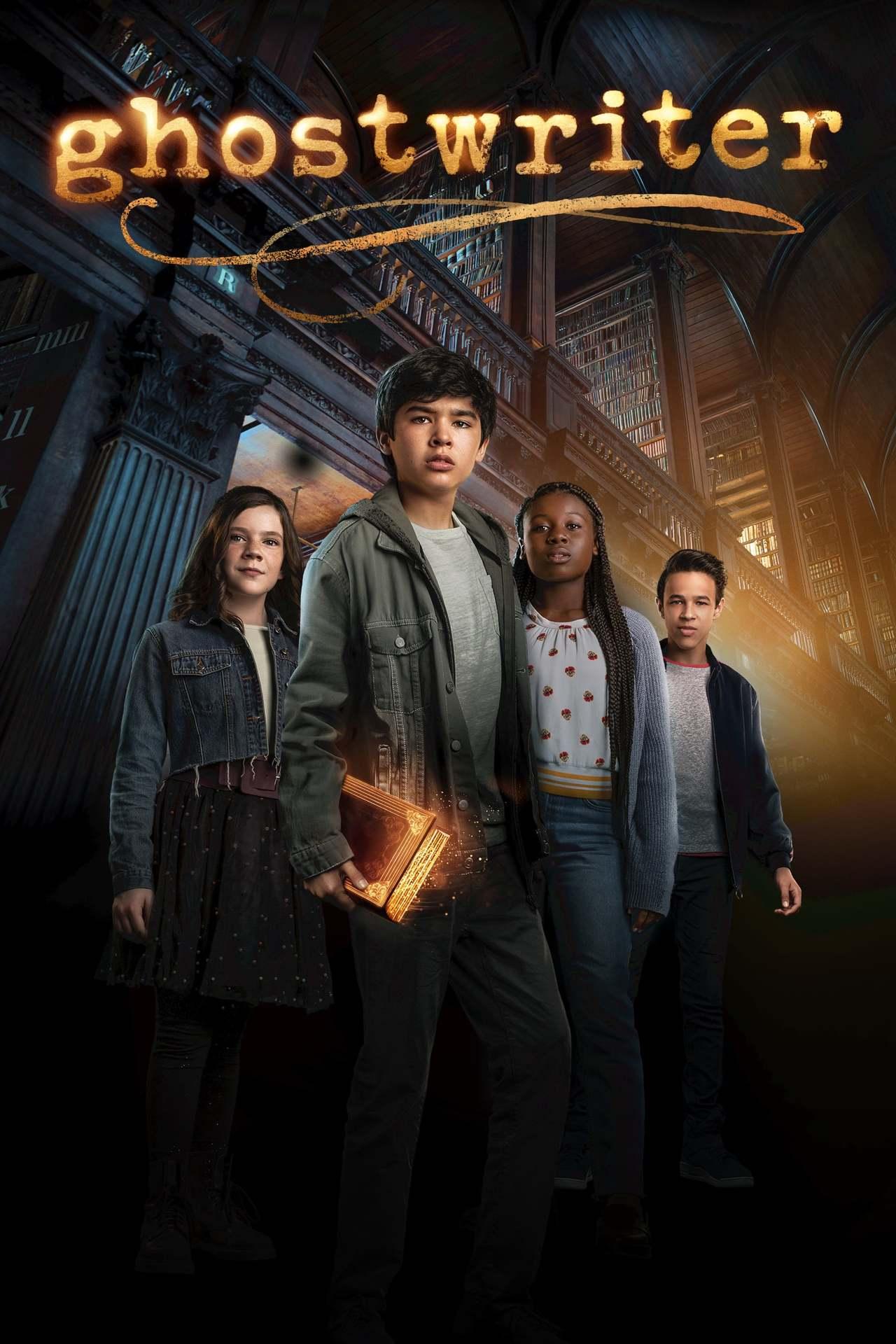 Постер фильма Послания призрака 2019