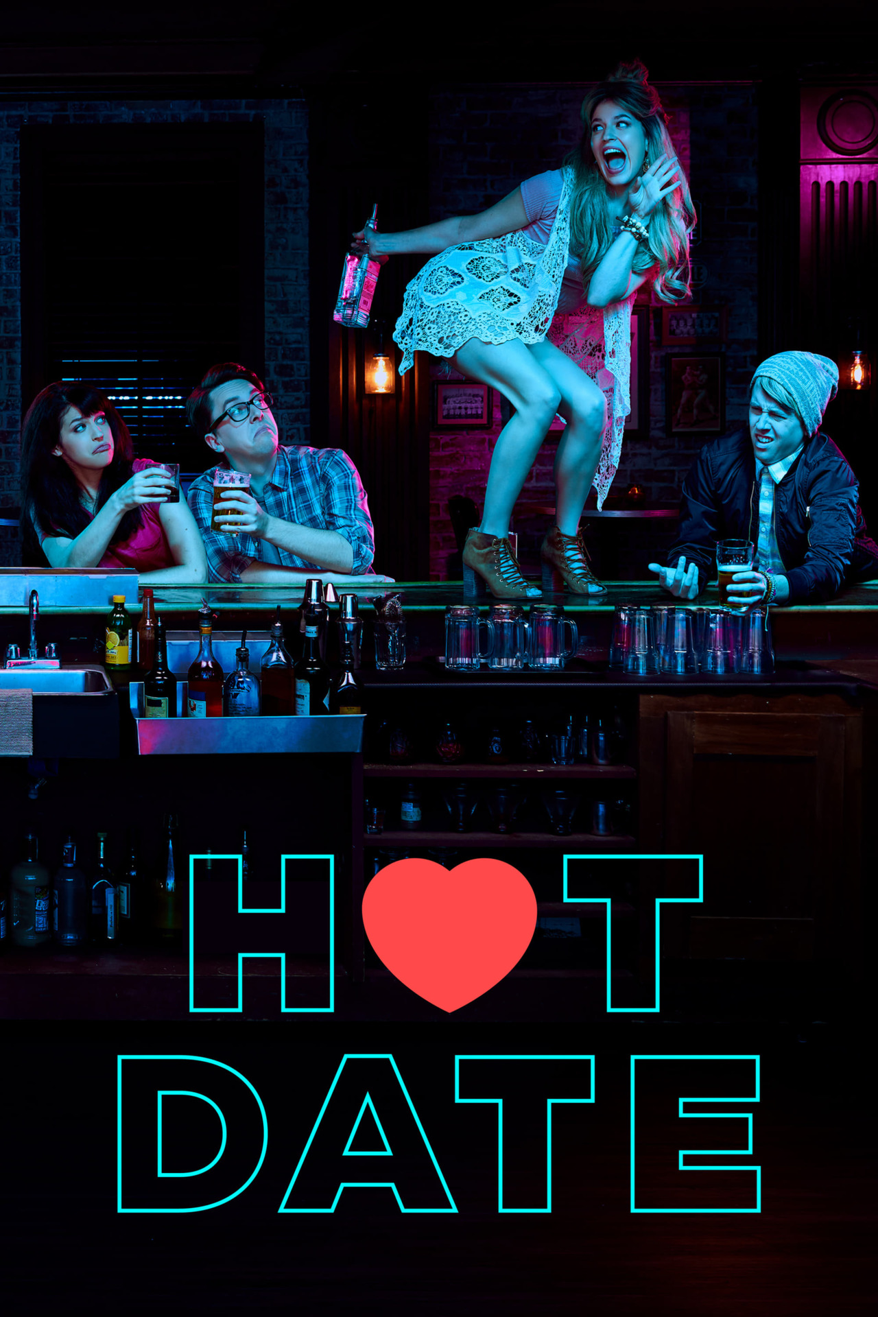 Постер фильма Hot Date 2017