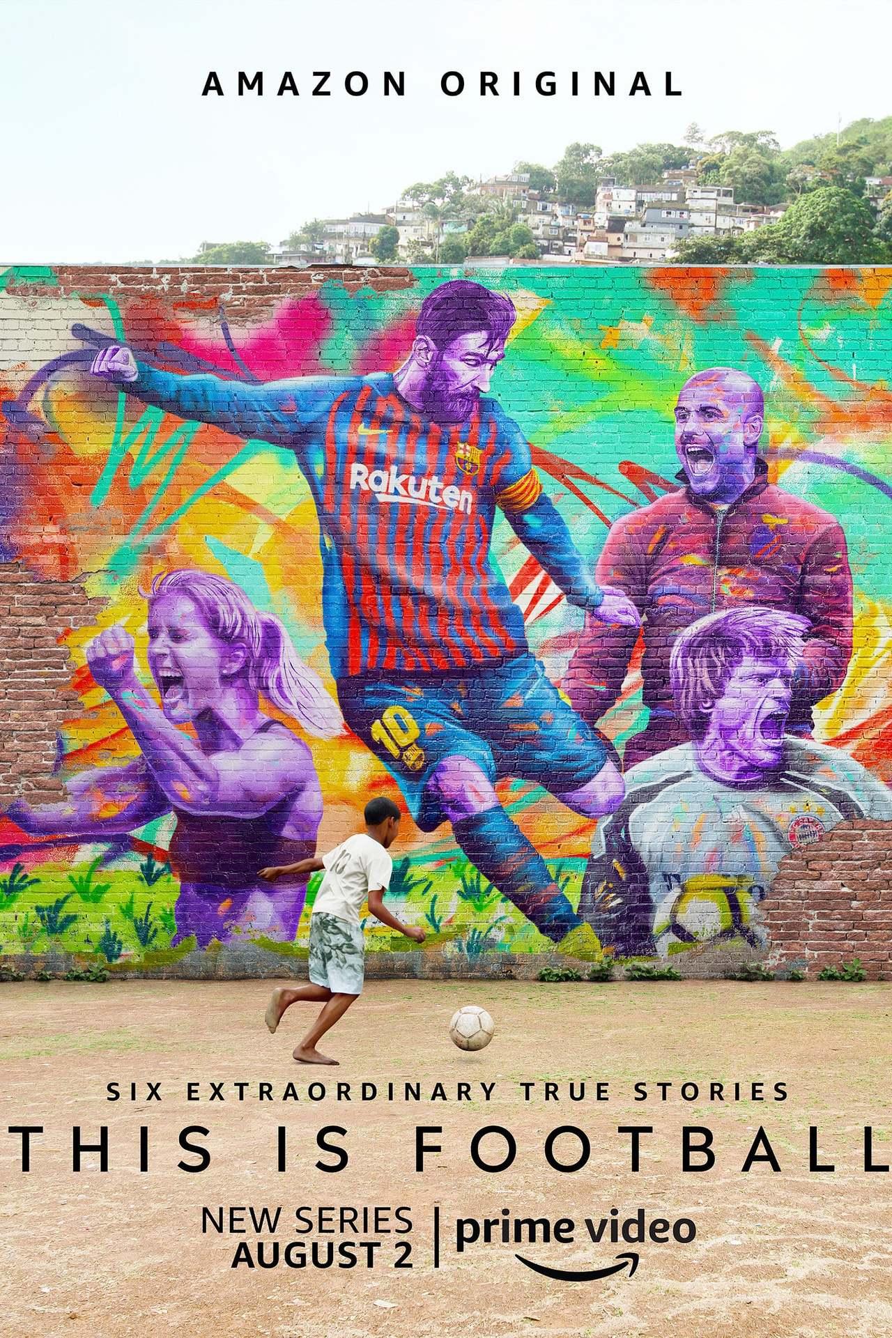 Постер фильма Это футбол 2019