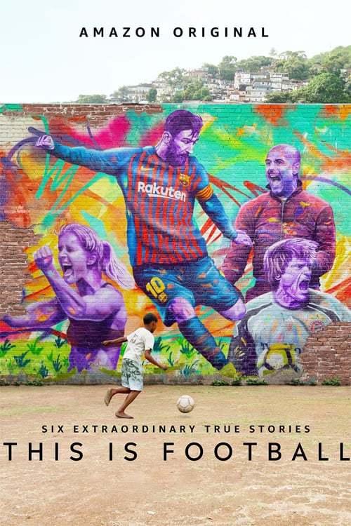 Постер фильма Это футбол This is Football 2019