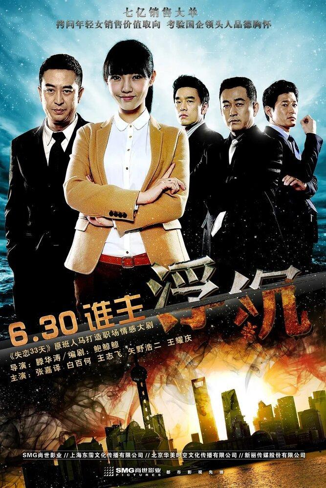 Постер фильма Взлёты и падения 2012