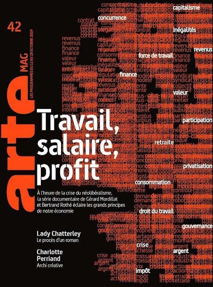 Постер фильма Travail, salaire, profit 2019