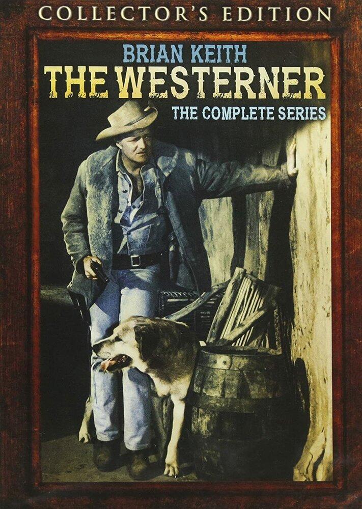 Постер фильма The Westerner 1960