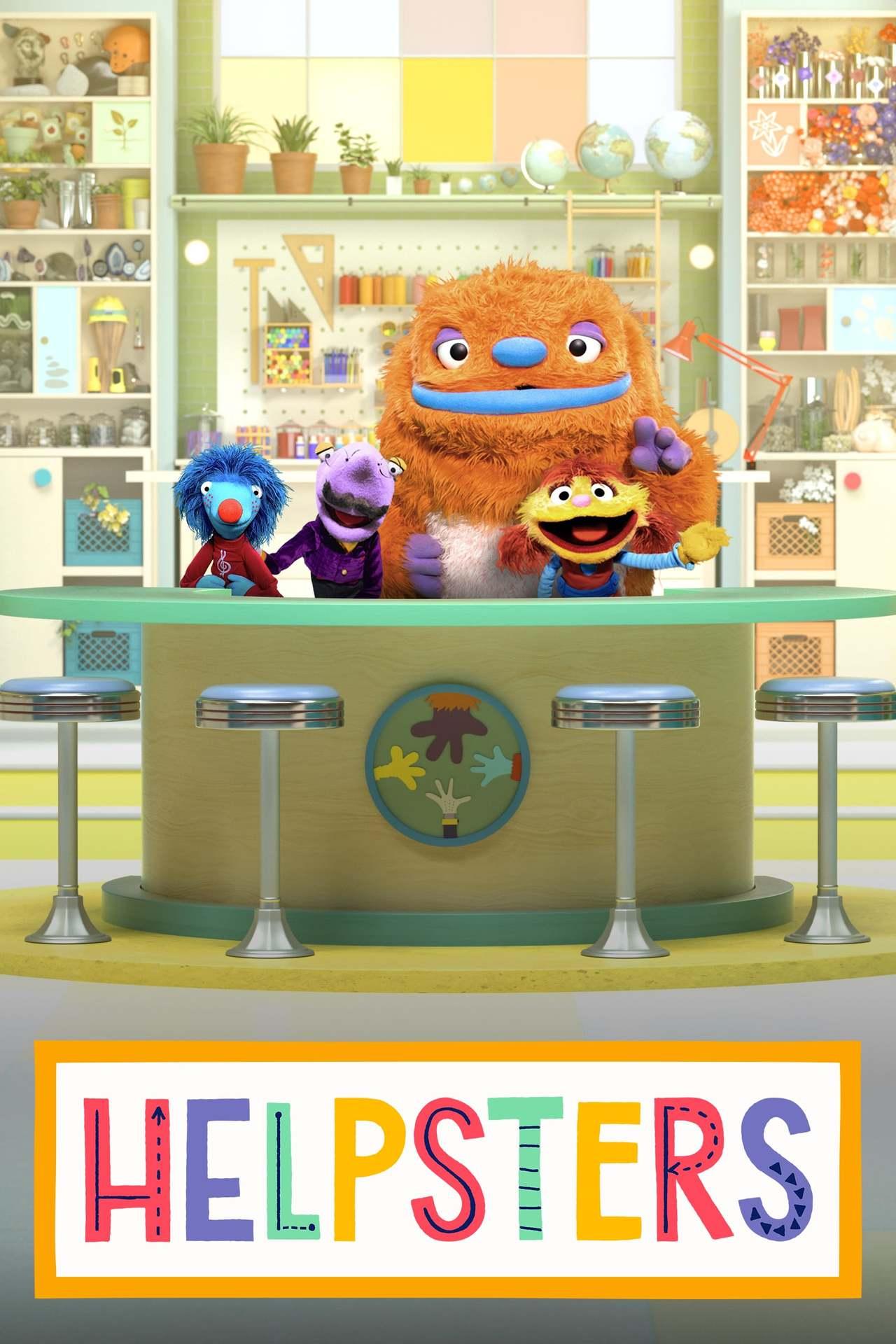 Постер фильма Помощники Helpsters 2019