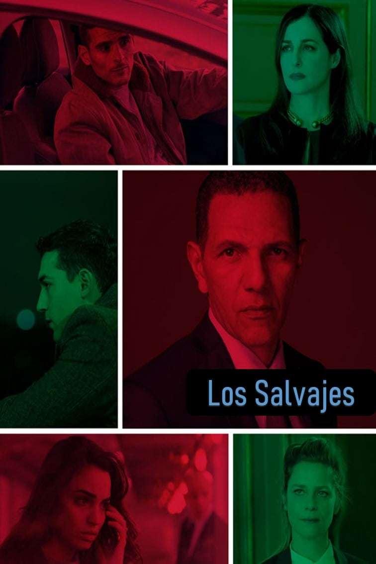 Постер фильма Les sauvages 2019
