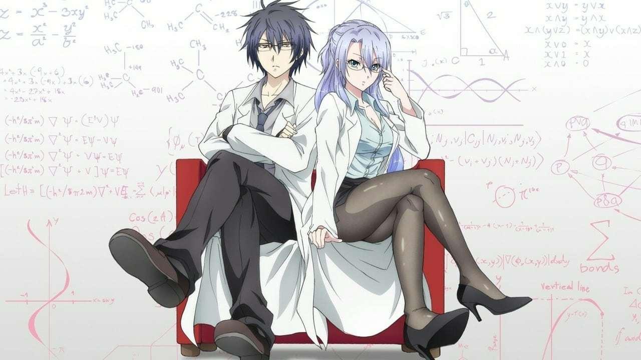 Кадры из фильма Наука влюблена, и мы это докажем Rikei ga Koi ni Ochita no de Shoumei shitemita 2020