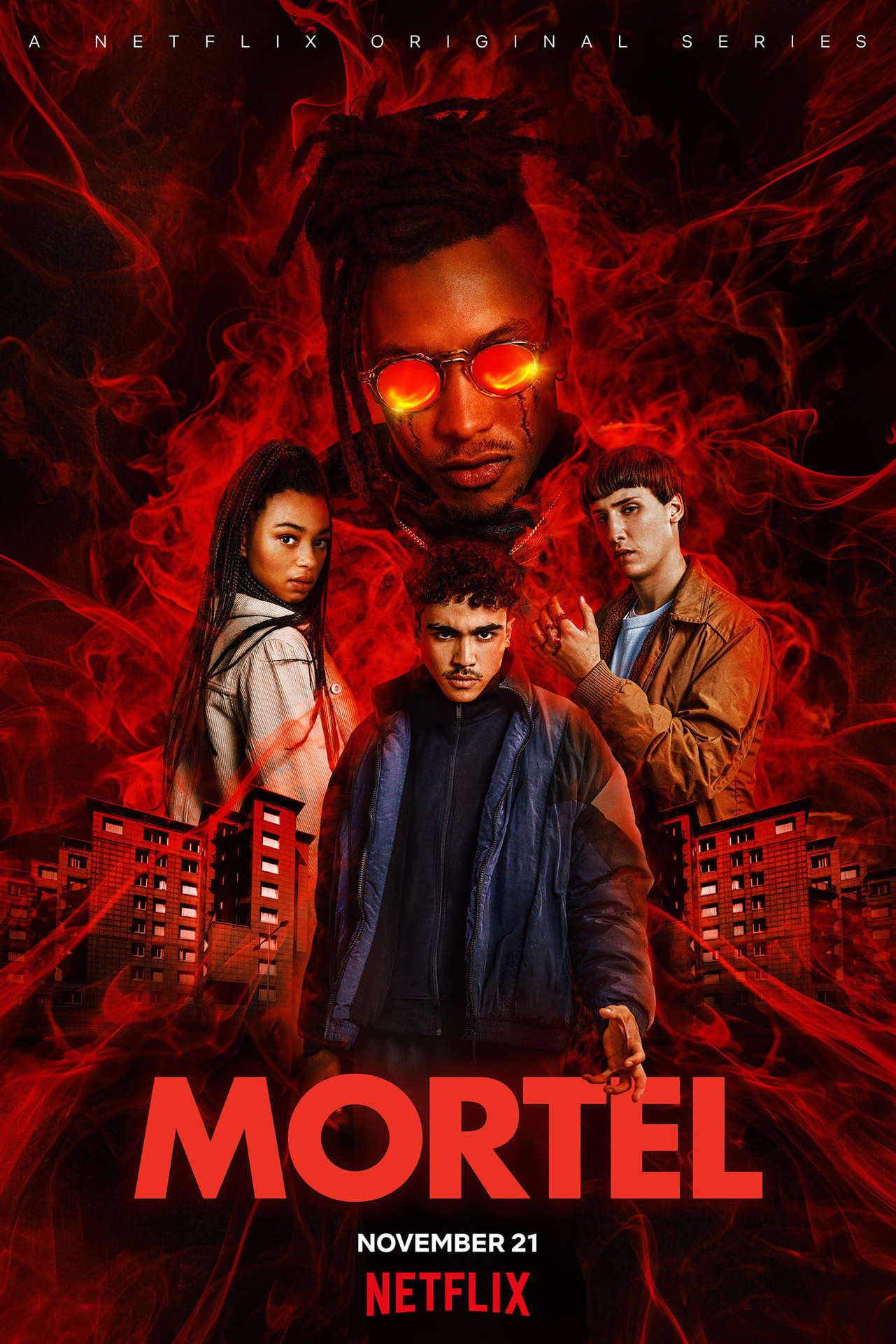 Постер фильма  Mortel 2019