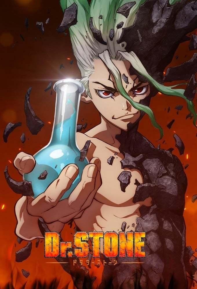 Постер фильма Доктор Стоун Dr. Stone 2019