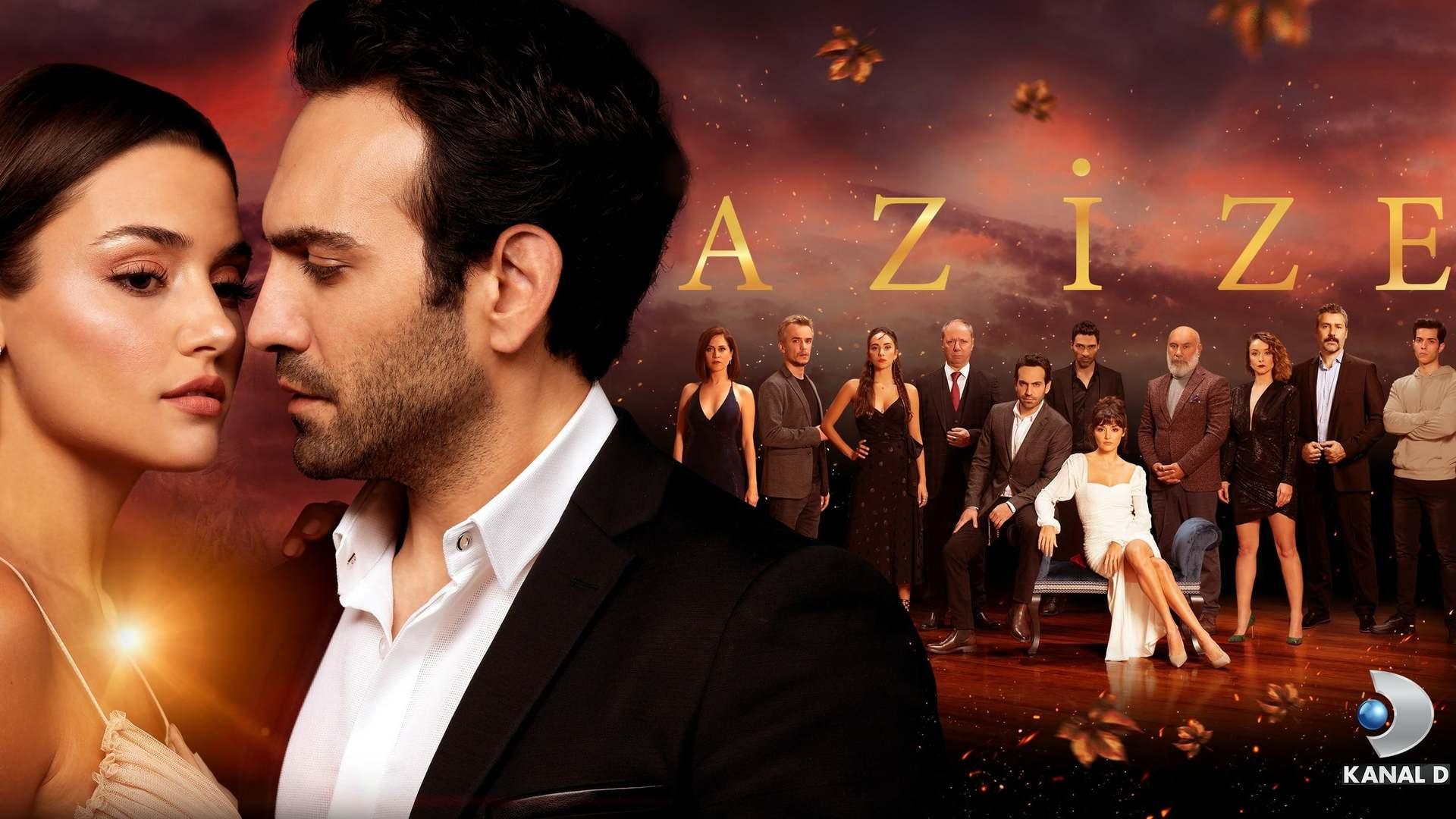 Кадры из фильма Азизе Azize 2019