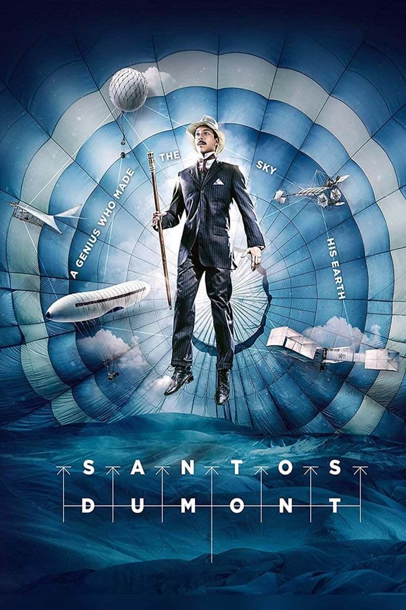 Постер фильма Santos Dumont 2019