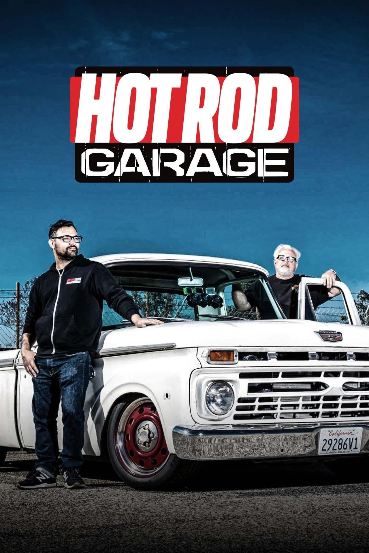 Постер фильма Hot Rod Garage 2014