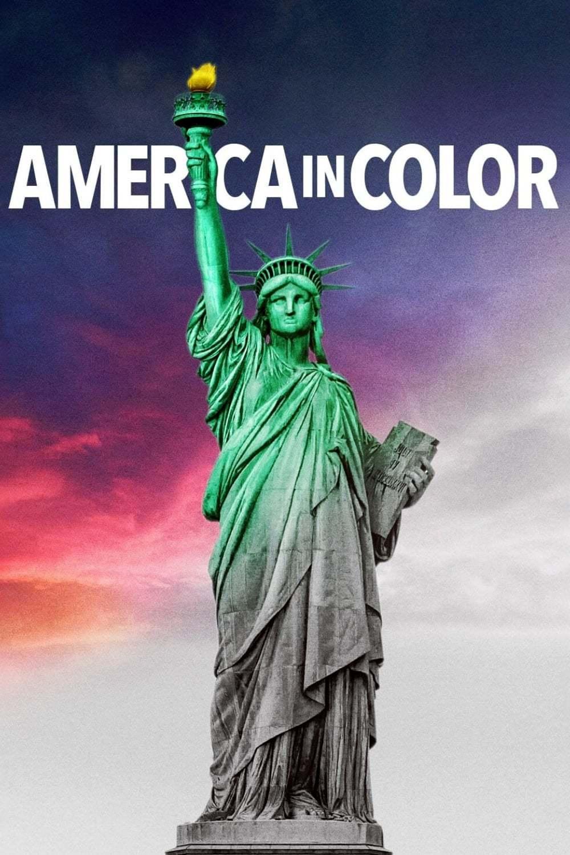 Постер фильма  America in Color 2017