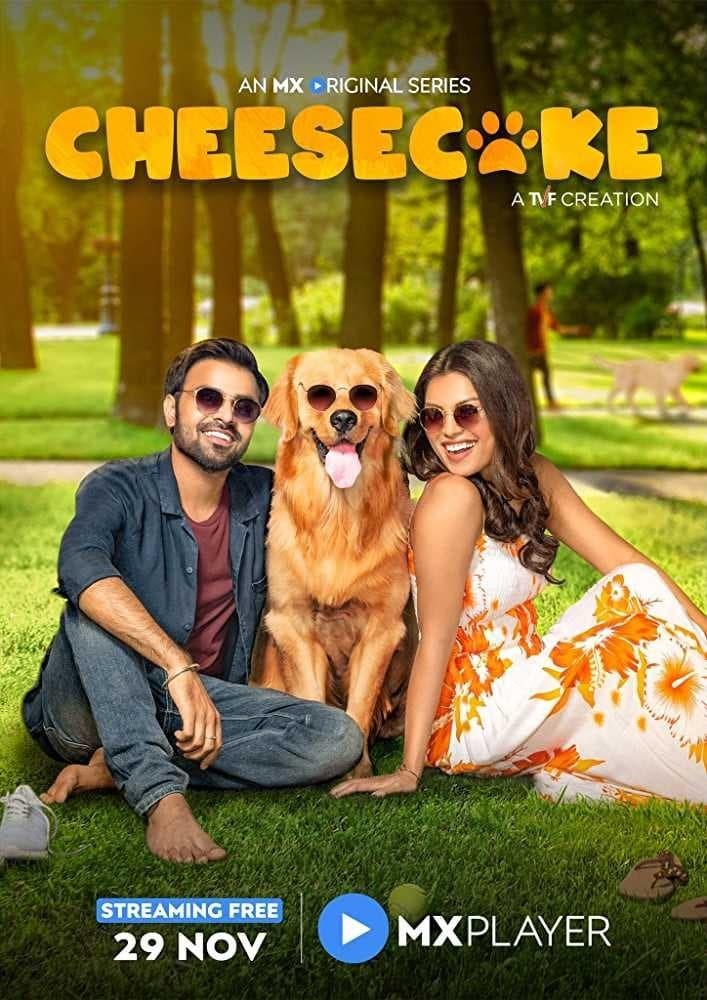Постер фильма Cheesecake 2019