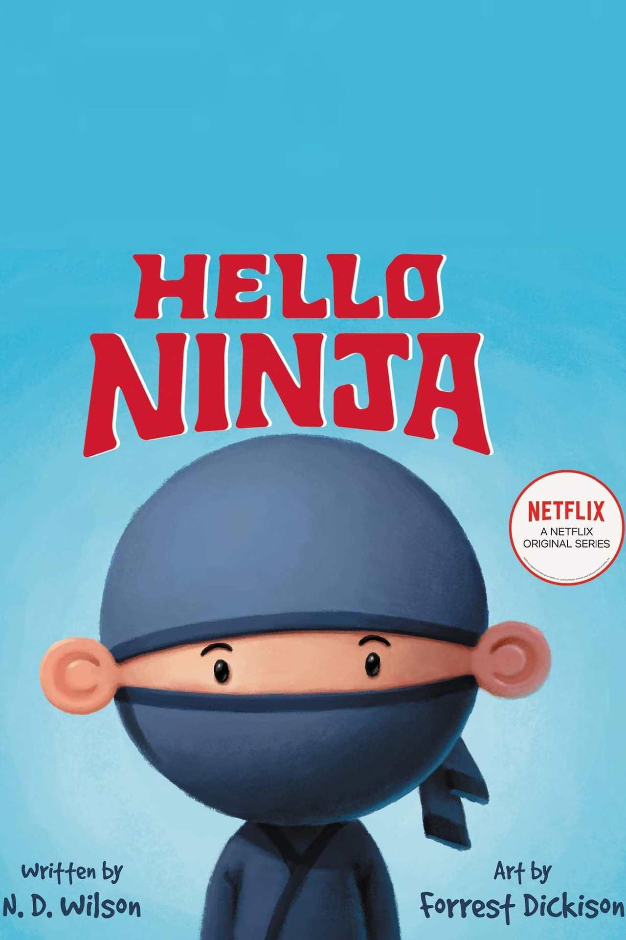 Постер фильма Hello Ninja 2019