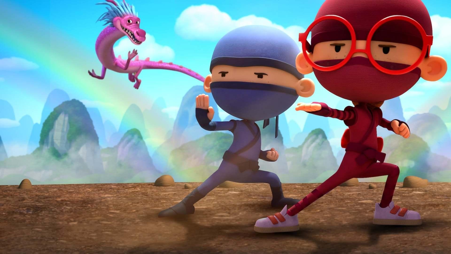 Кадры из фильма  Hello Ninja 2019