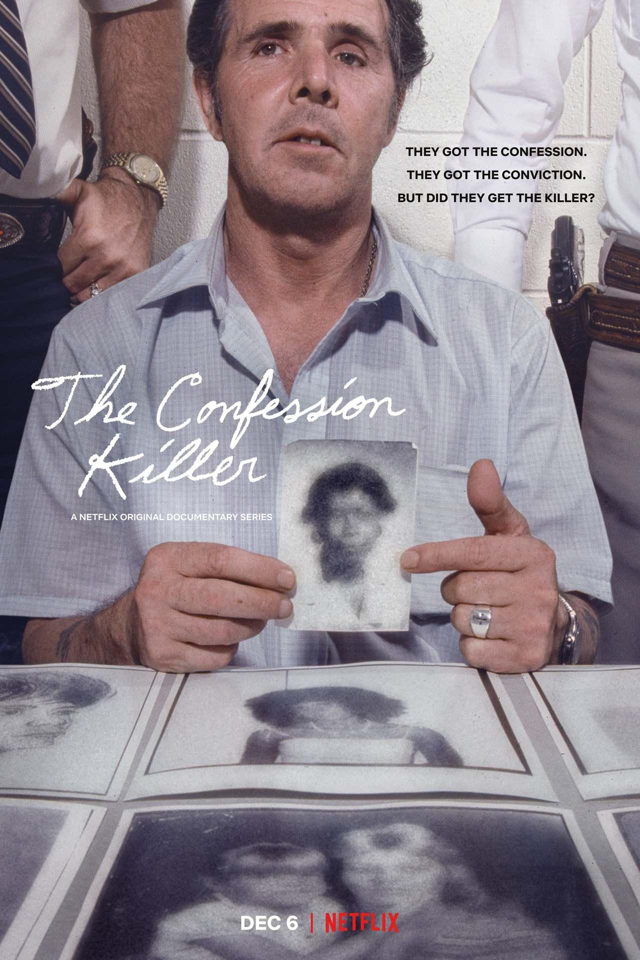 Постер фильма Признания убийцы 2019