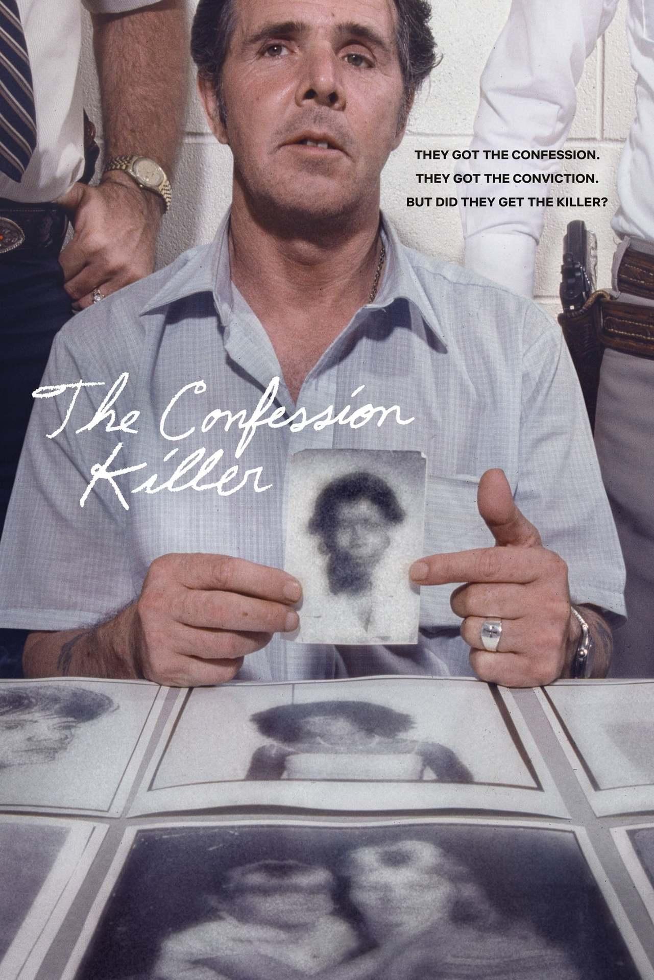 Постер фильма Признания убийцы The Confession Killer 2019