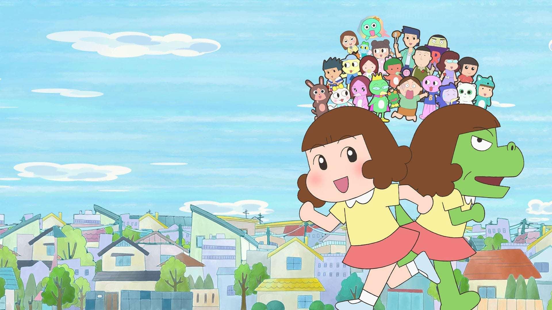 Кадры из фильма Девочка-динозавр Гауко Dino Girl Gauko 2019