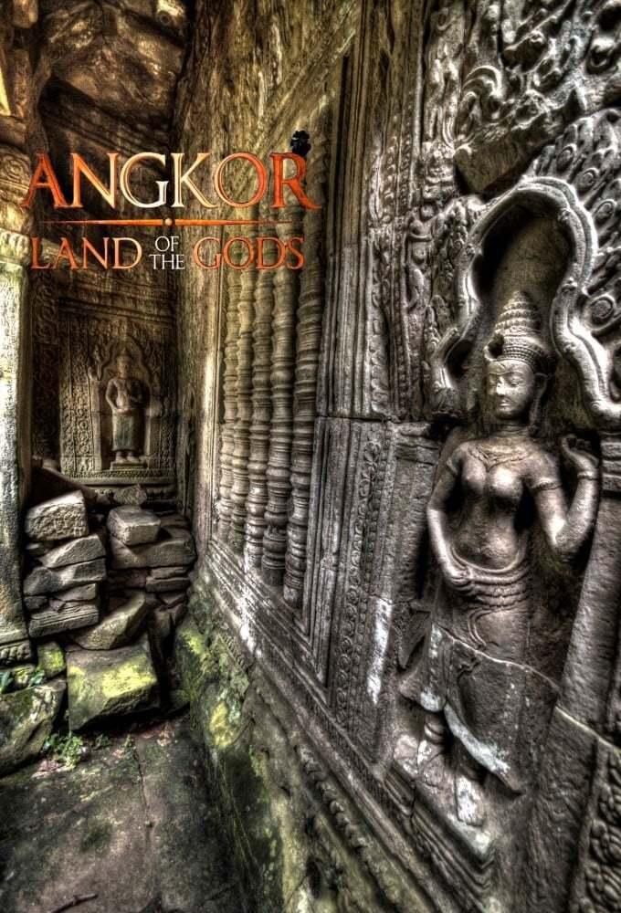 Постер фильма Angkor: Land of the Gods 2013