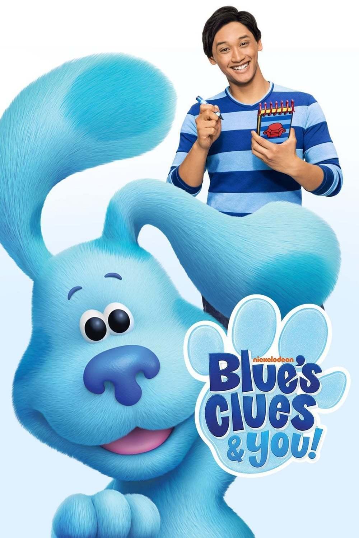 Постер фильма  Blue's Clues & You 2019