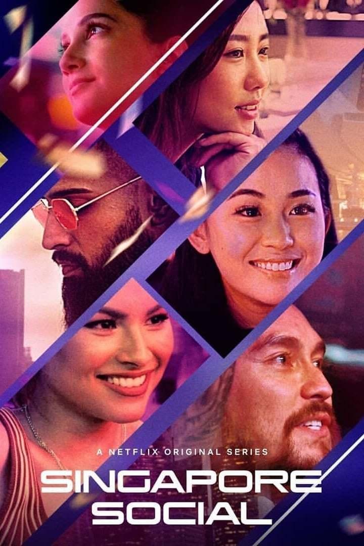Постер фильма Сингапур социальный 2019