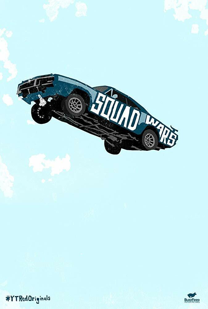 Постер фильма Squad Wars 2017