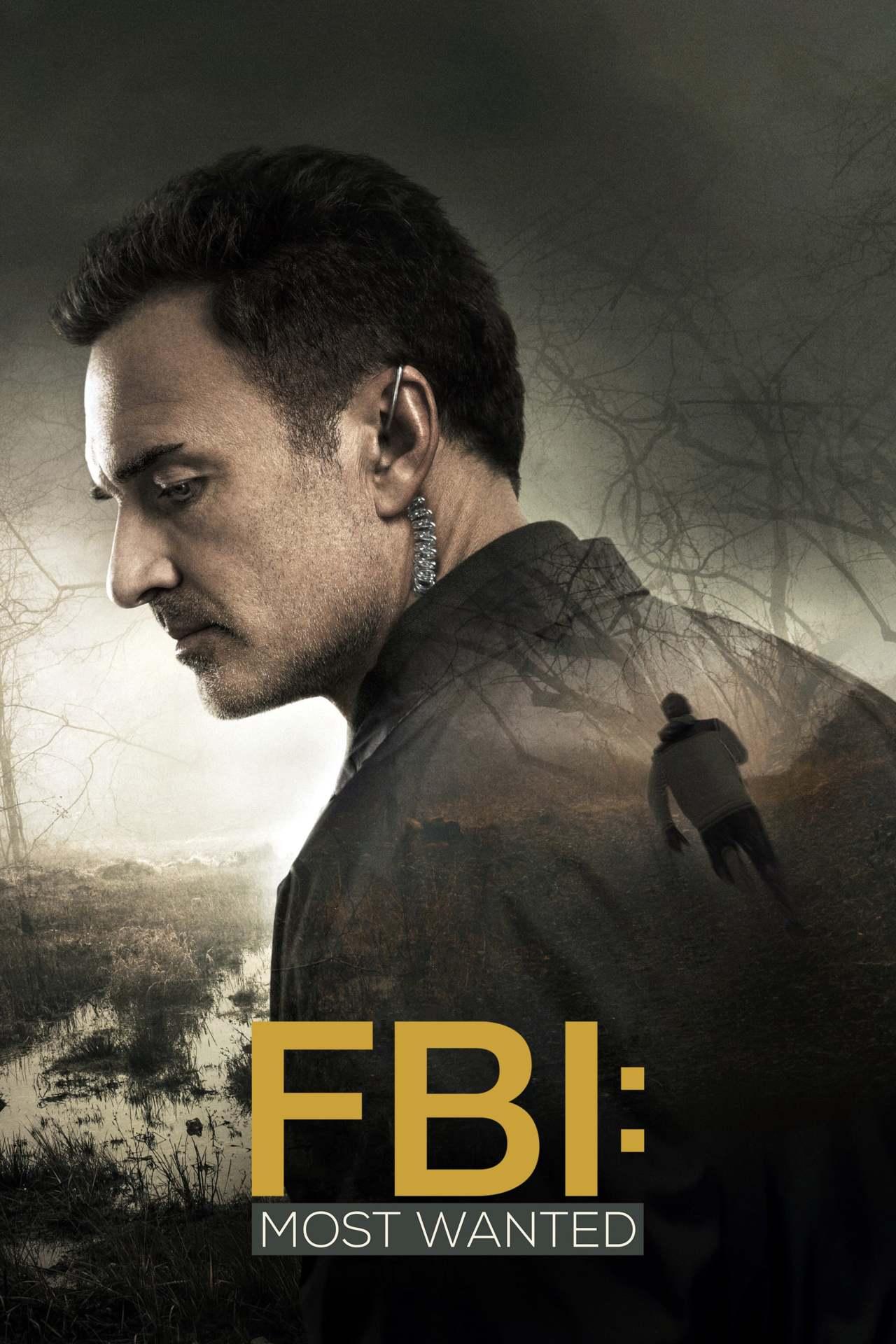 Постер фильма ФБР: Самые разыскиваемые преступники 2020