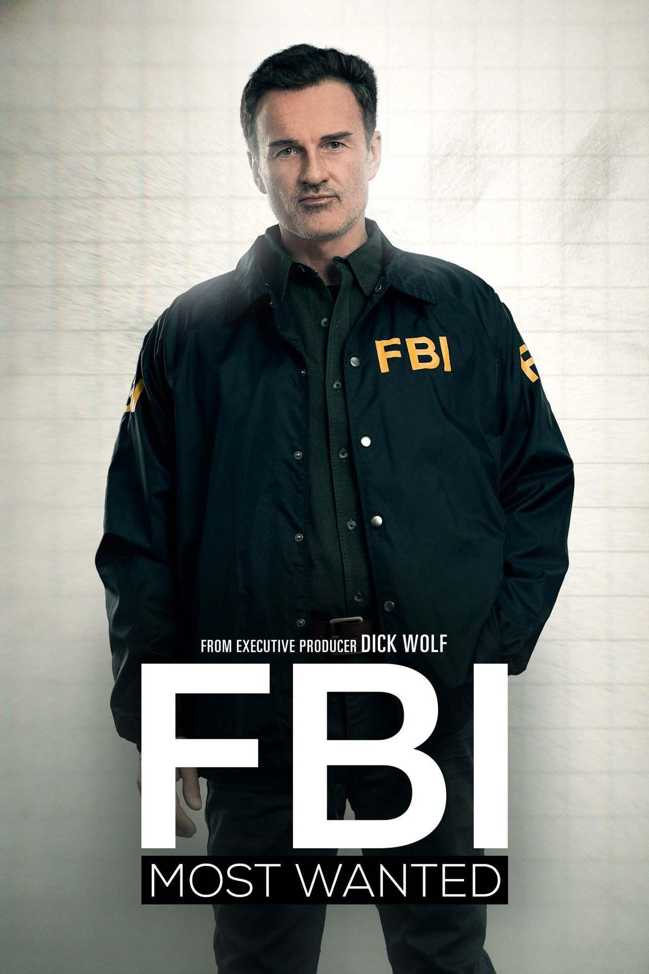 Постер фильма ФБР: Самые разыскиваемые преступники FBI: Most Wanted 2020
