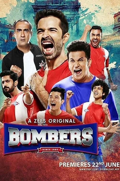 Постер фильма Bombers 2019