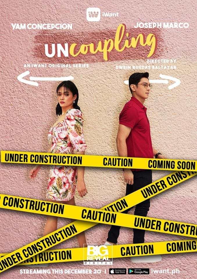 Постер фильма Uncoupling 2019