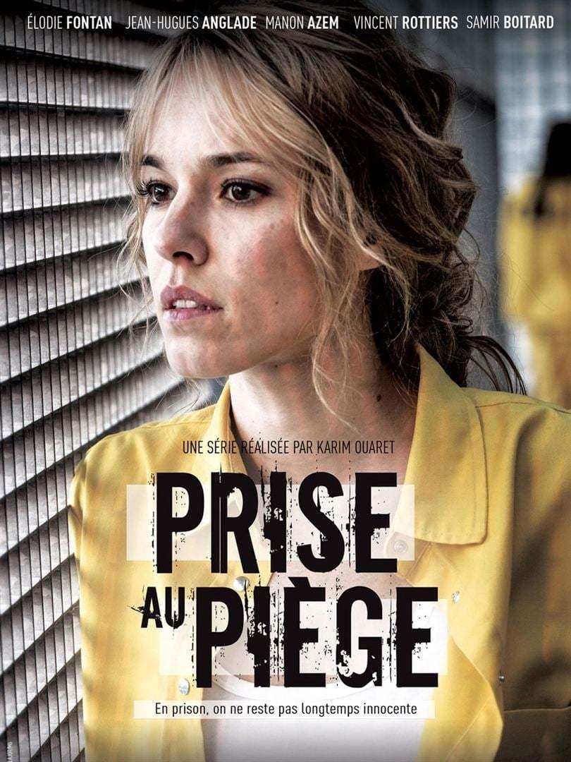 Постер фильма Prise au piège 2019