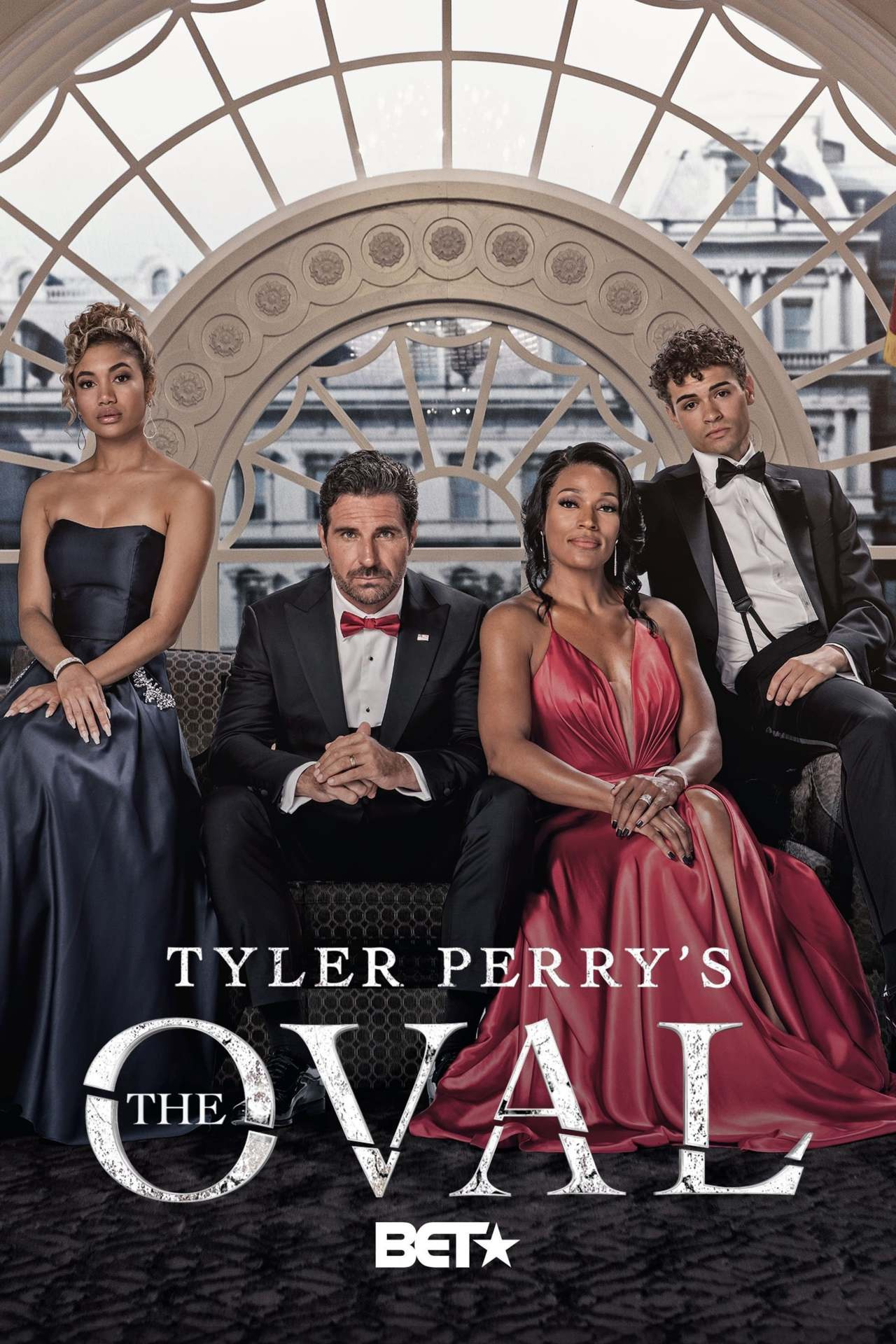 Постер фильма  The Oval 2019