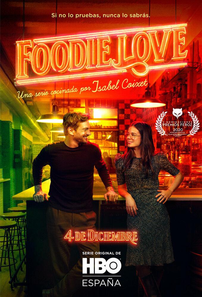 Постер фильма Foodie Love 2019