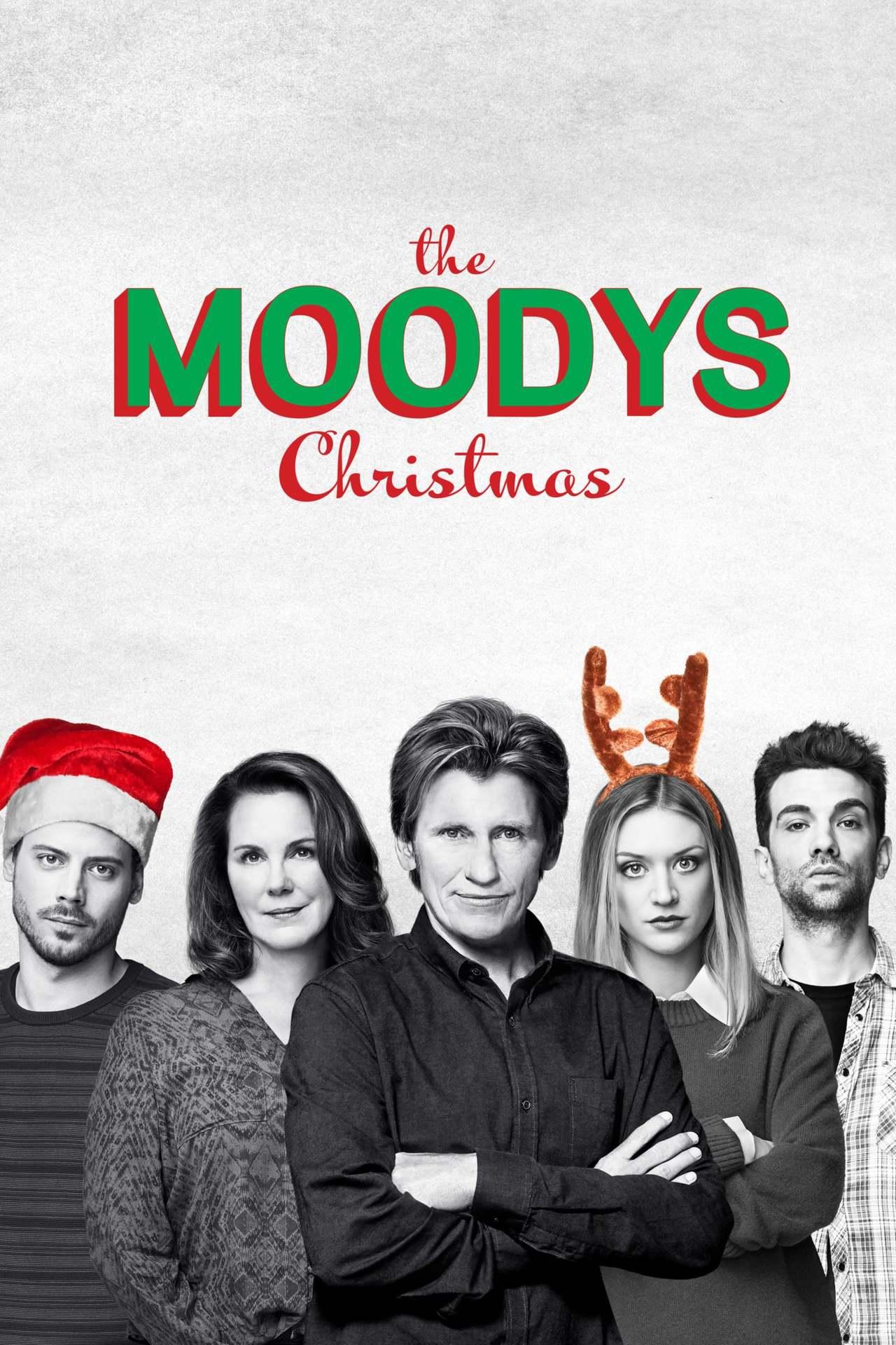 Постер фильма Рождество с семейкой Муди 2019