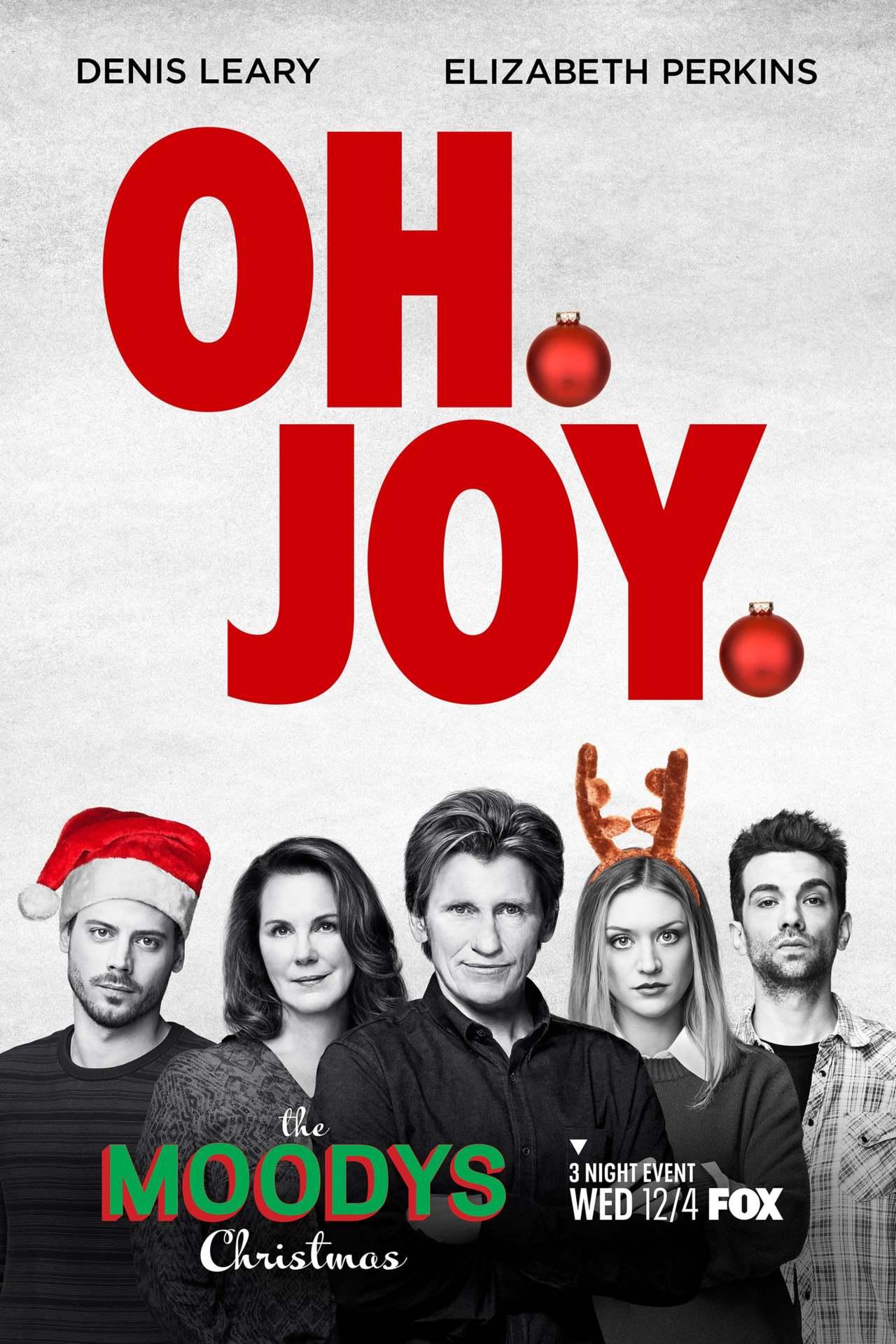 Постер фильма Рождество с семейкой Муди The Moodys 2019