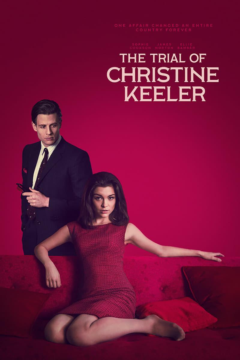 Постер фильма  The Trial of Christine Keeler 2019
