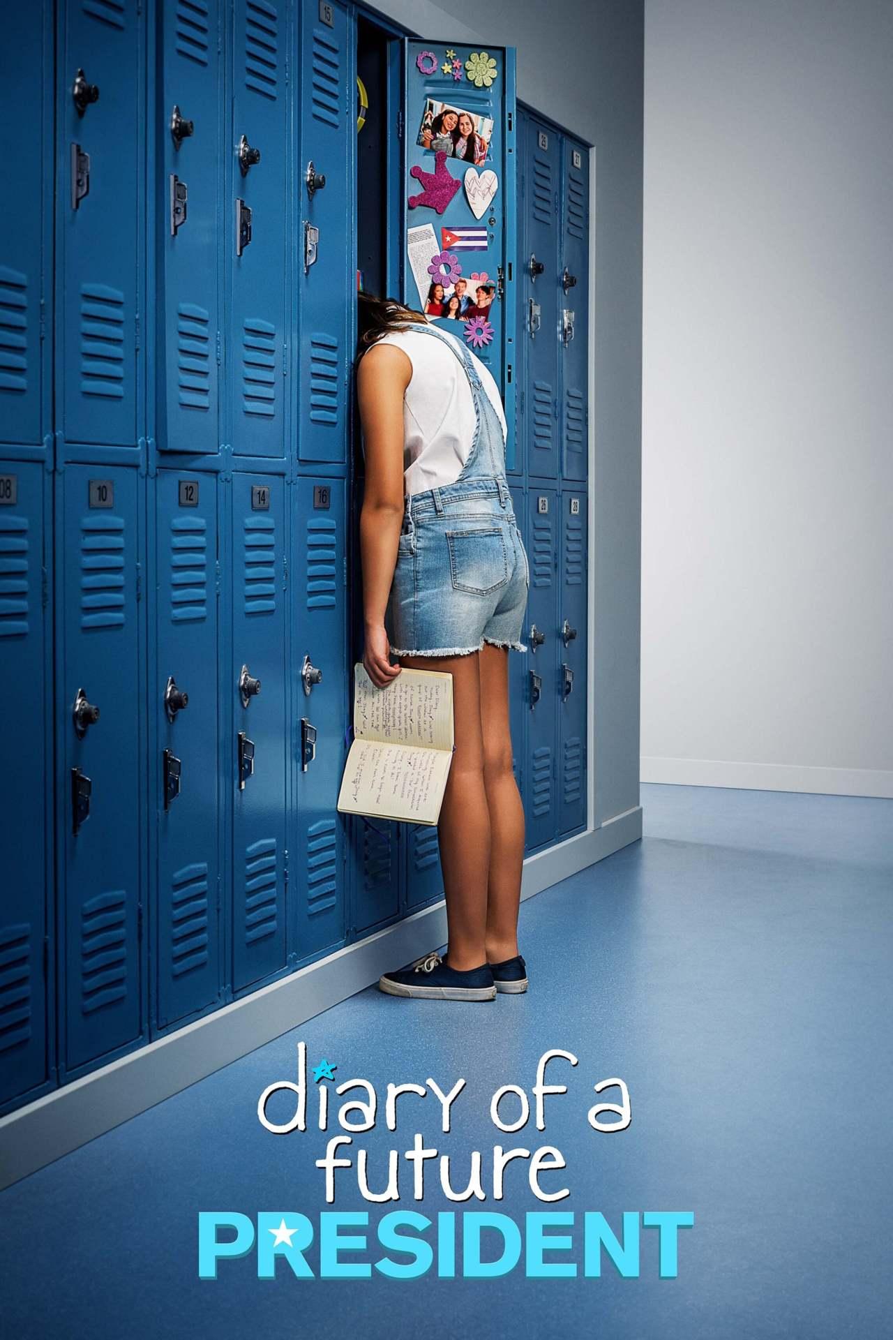 Постер фильма Дневник будущей женщины-президента 2020