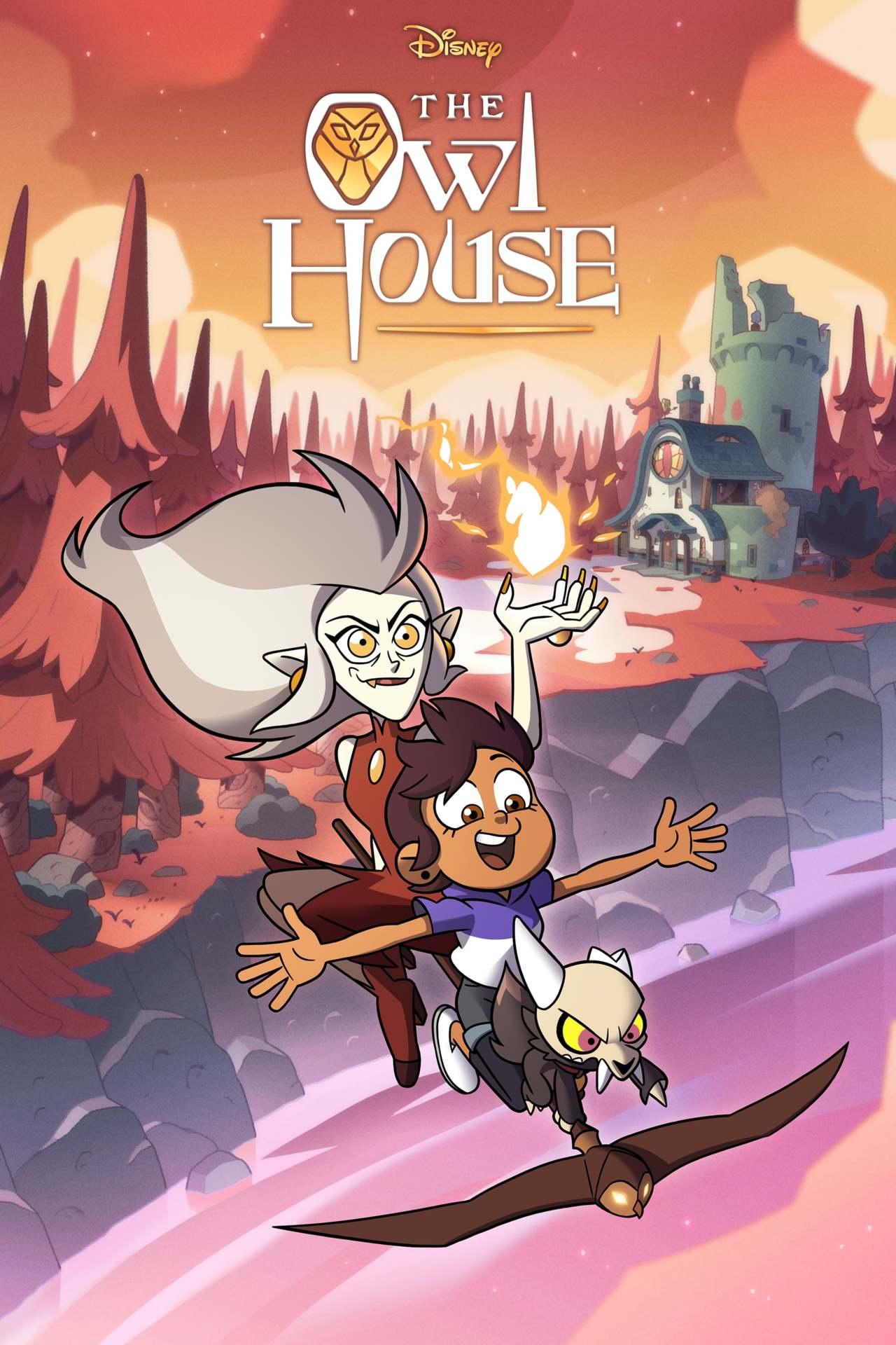 Постер фильма Дом Совы The Owl House 2020