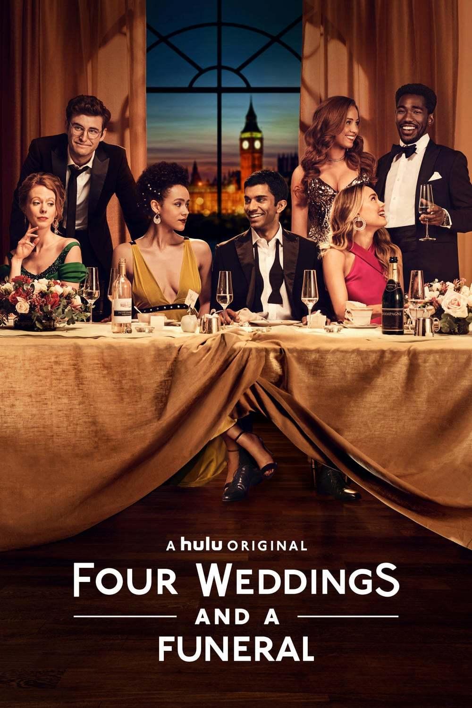Постер фильма Четыре свадьбы и одни похороны 2019