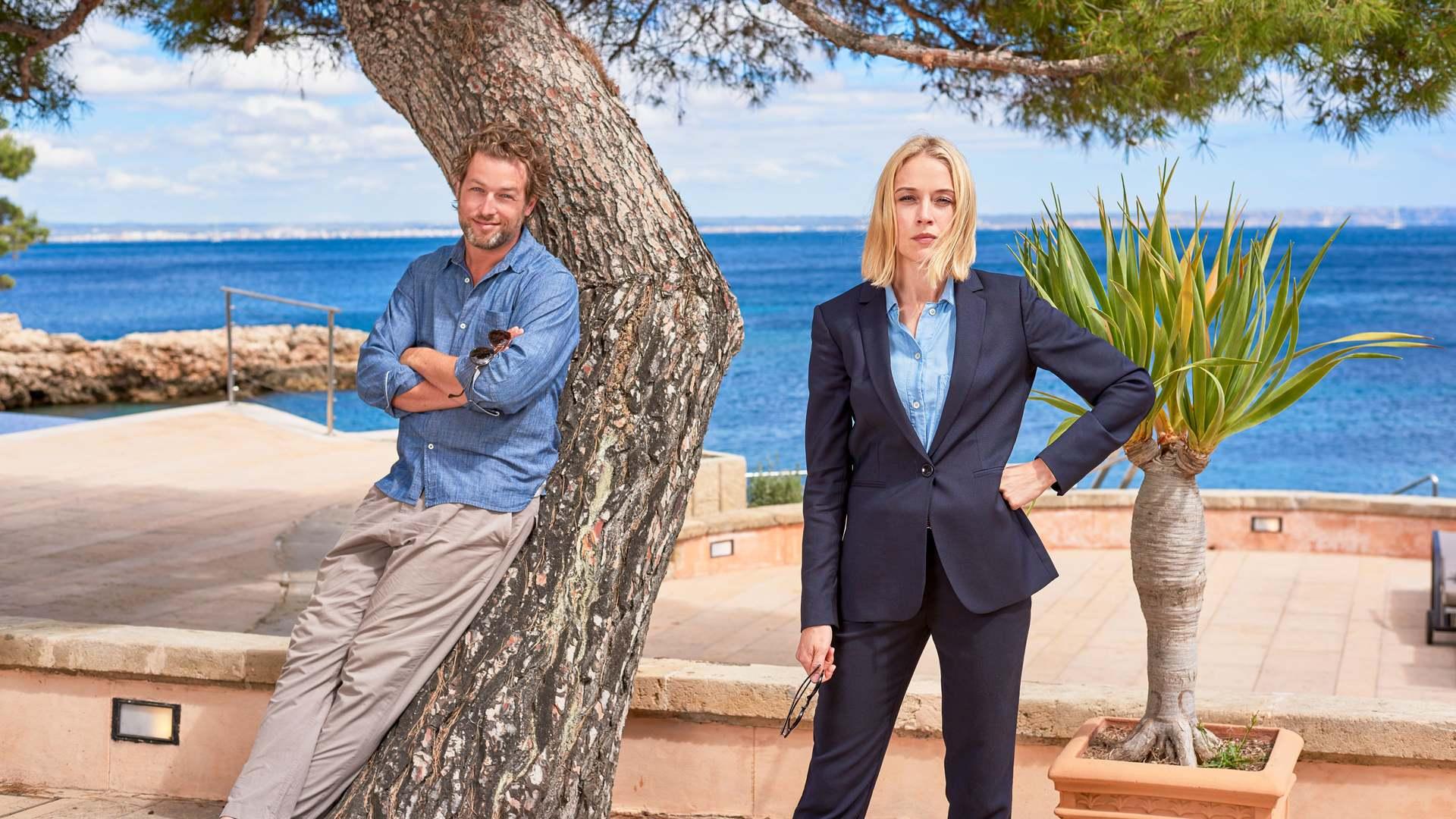 Кадры из фильма  The Mallorca Files 2019