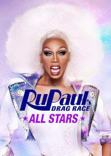 Постер фильма Королевские гонки РуПола: Все звёзды 2012
