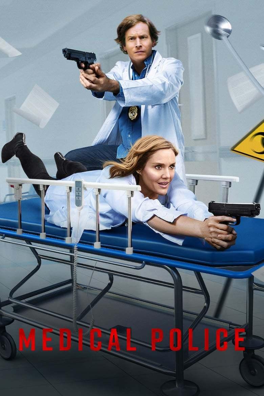 Постер фильма Медицинская полиция Medical Police 2020