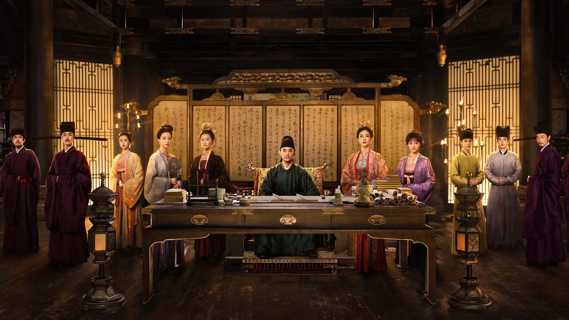 Кадры из фильма Закрывшись в одиноком замке Gu cheng bi 2020