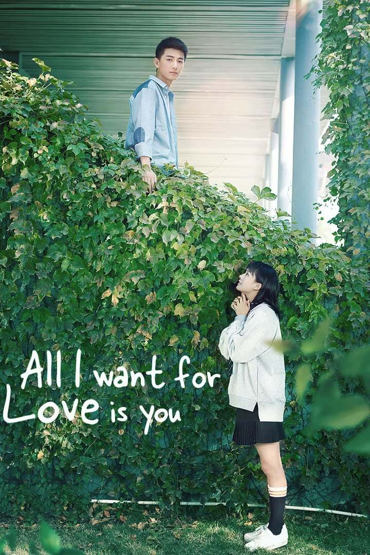 Постер фильма All I Want for Love Is You 2019