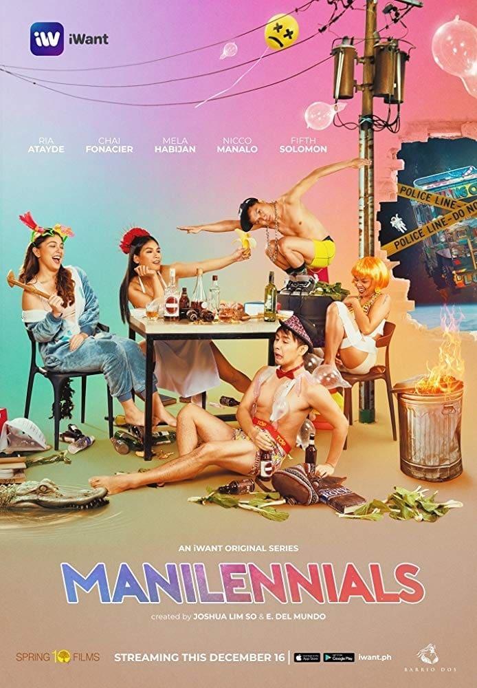 Постер фильма Manilennials 2019