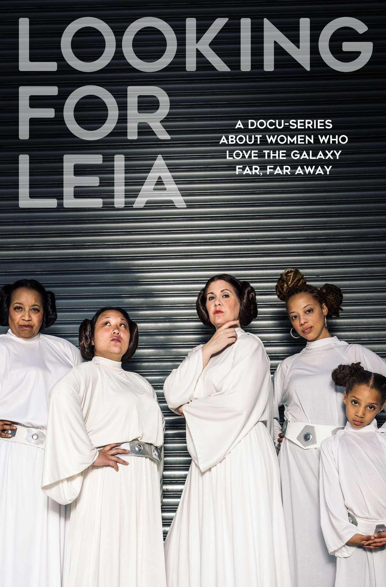 Постер фильма  Looking for Leia 2019