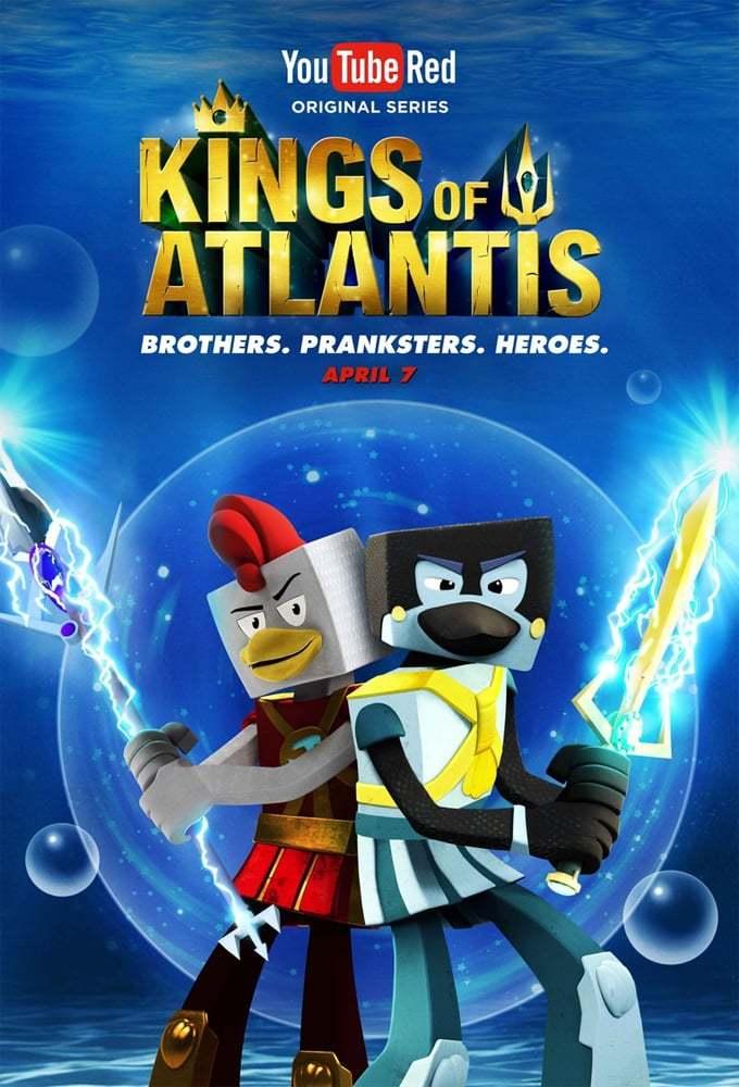 Постер фильма Kings of Atlantis 2017
