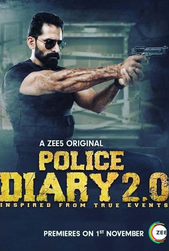 Постер фильма Police Diary 2.0 2019