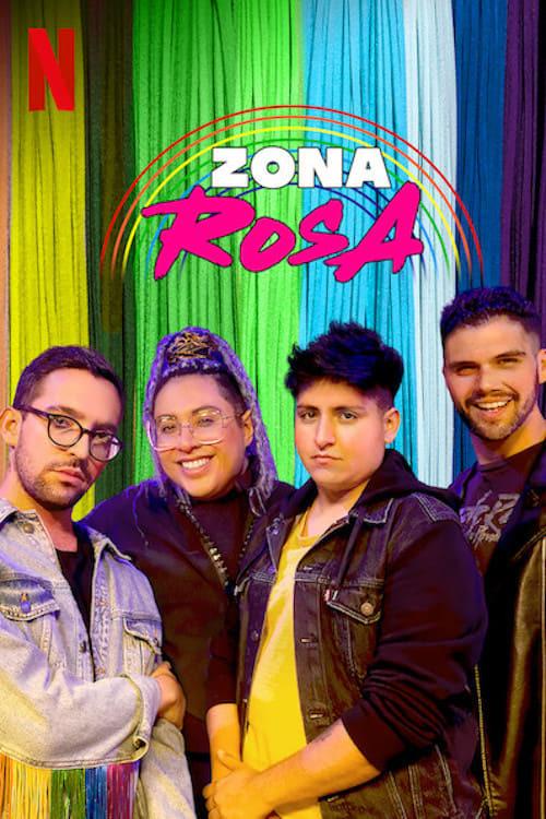 Постер фильма Zona Rosa 2019