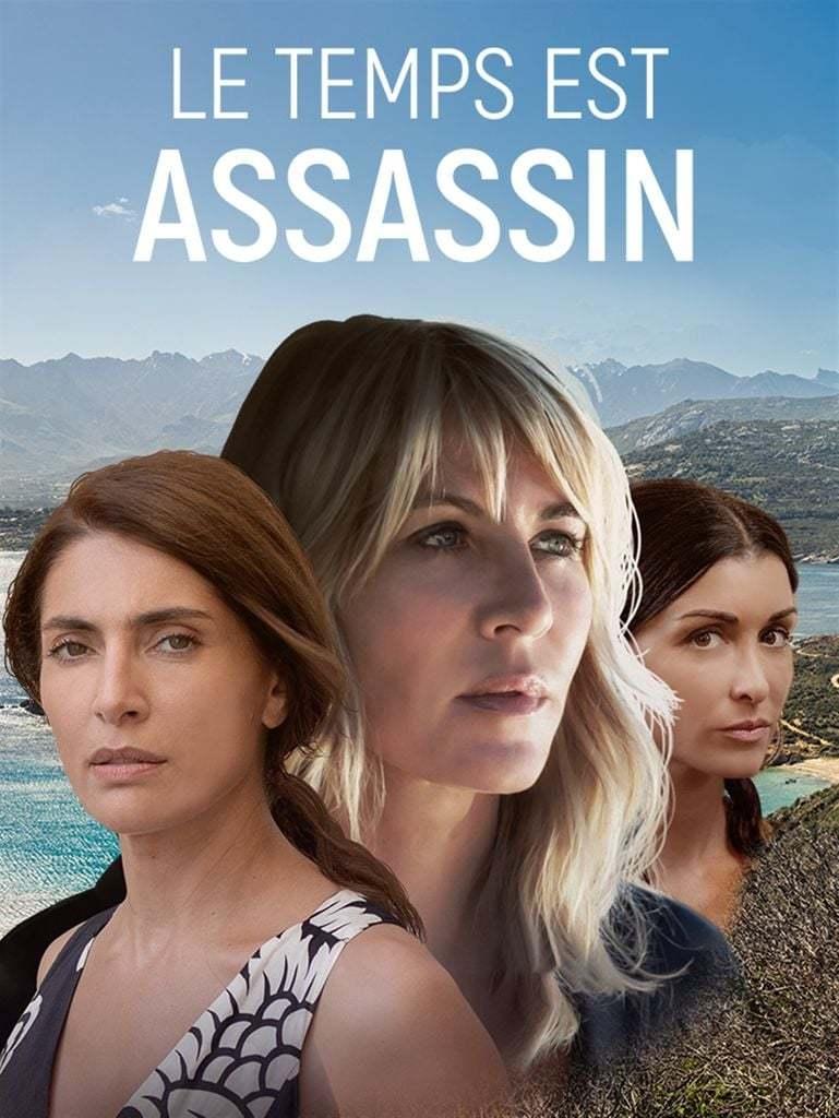 Постер фильма  Le temps est assassin 2019